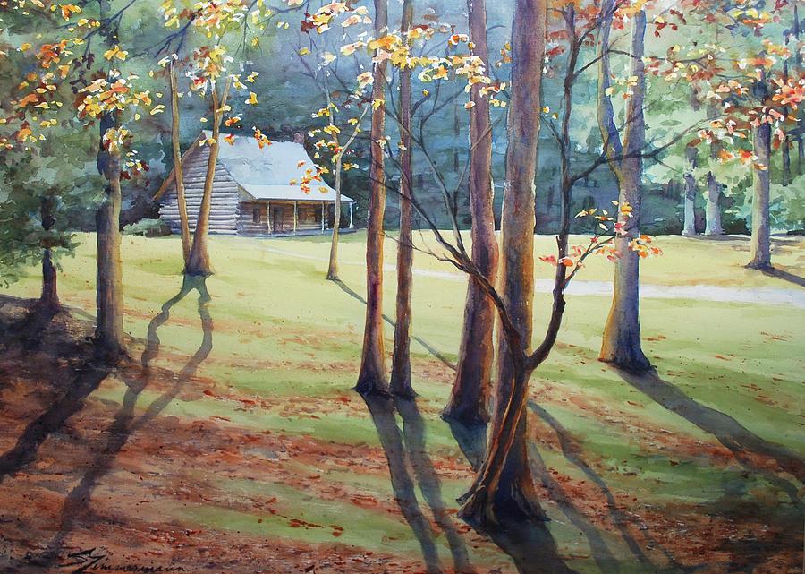 Long Shadows by Sue Zimmermann