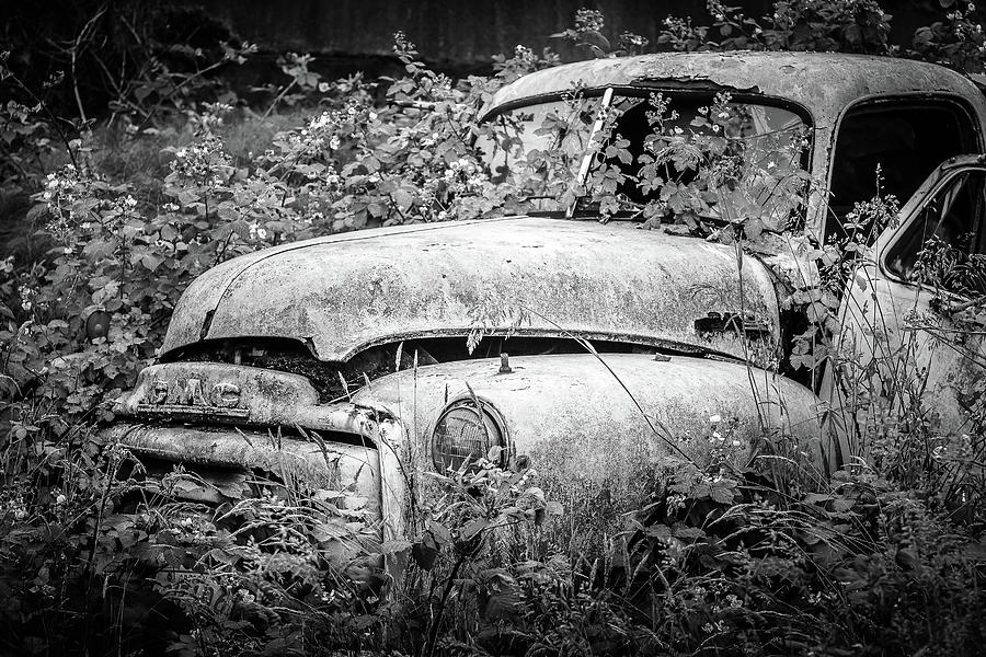 Long Term Parking by Andy Bitterer