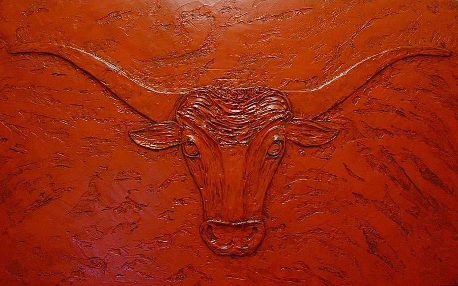 Longhorn by Sandy Dusek