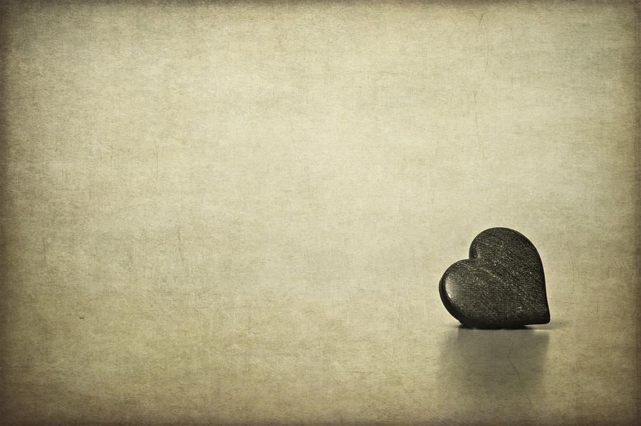 Heart Photograph - Longing by Evelina Kremsdorf
