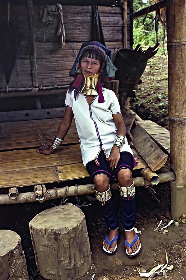 Jungle Photograph - Longneck Beauty by Steve Harrington