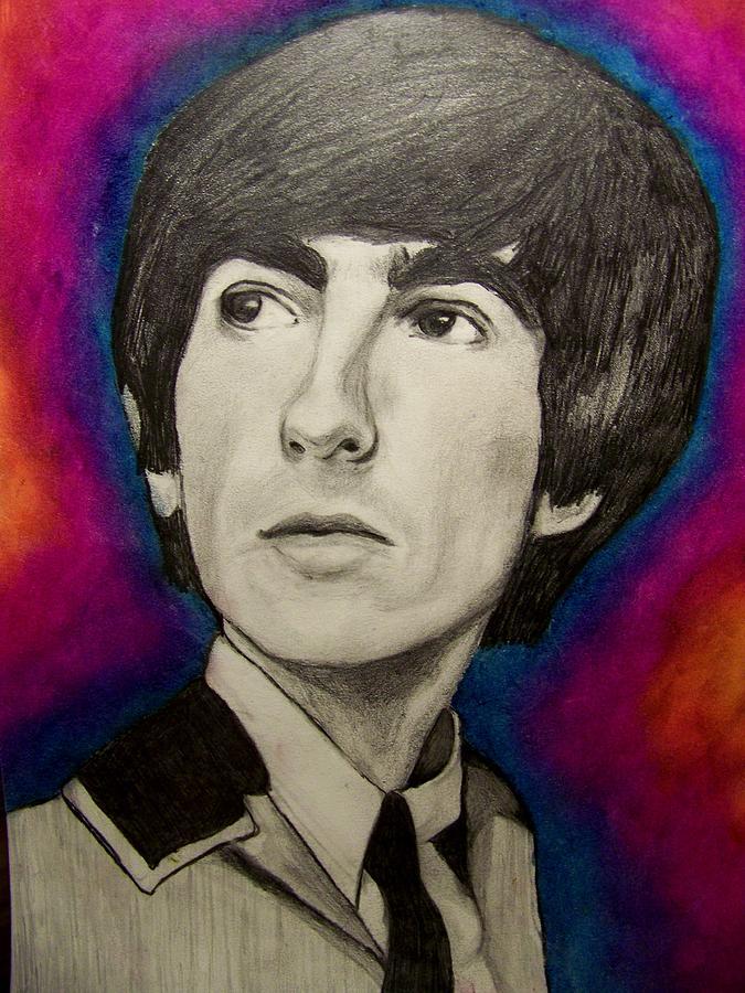 Beatles Mixed Media - Look Beyond The Fields by Kristi Tavolacci