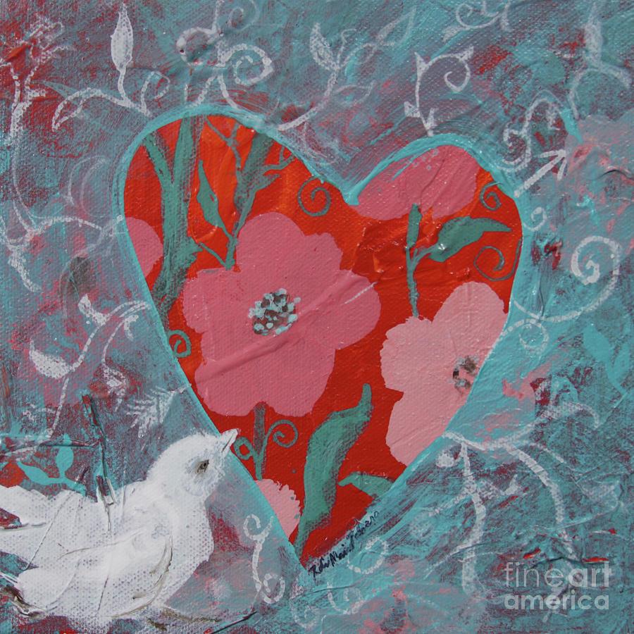 Look into my heart  by Robin Maria Pedrero