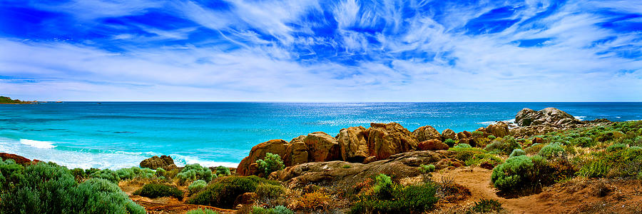 Western Australia Photograph - Look To The Horizon by Az Jackson