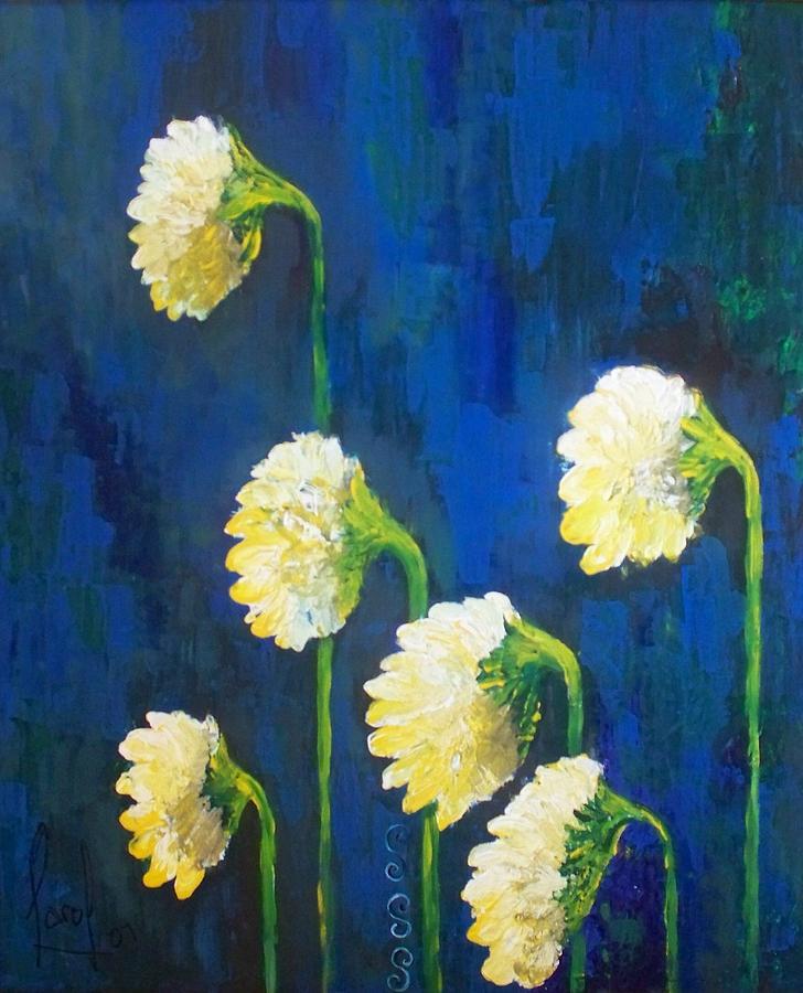Looking Back Painting by Carol P Kingsley