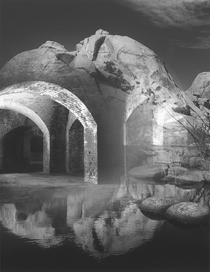 Surrealism Photograph - Looking Beyond by Bob Bennett