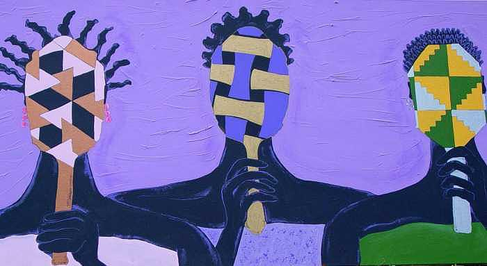 Looking For Answers Painting by TH Gomillion