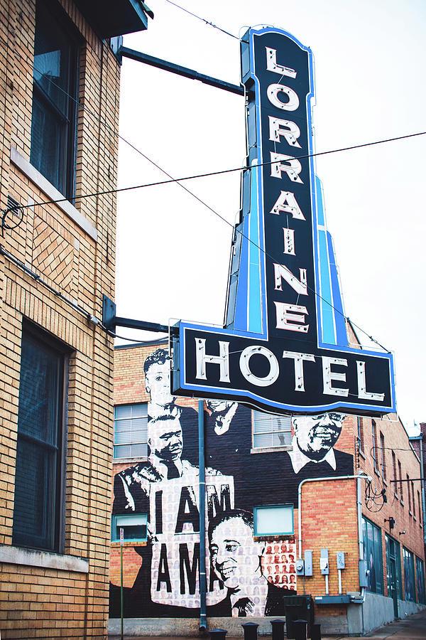 Lorraine Hotel by Sonja Quintero