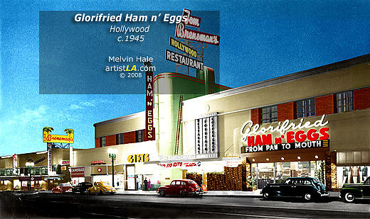 super popular ea057 da33a Los Angeles Art Entitled Glorifried Ham And Eggs At ...
