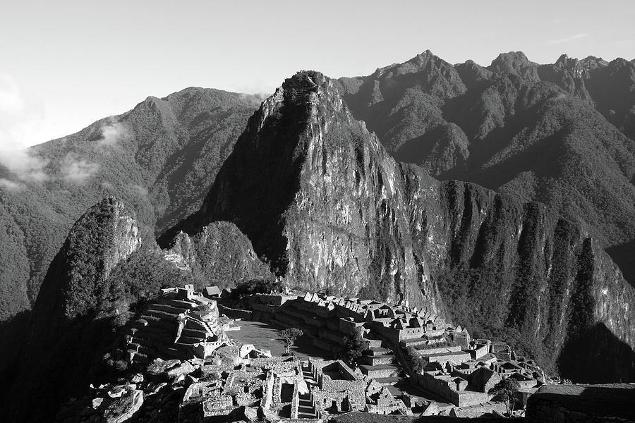 Lost City Of The Inca by Aidan Moran