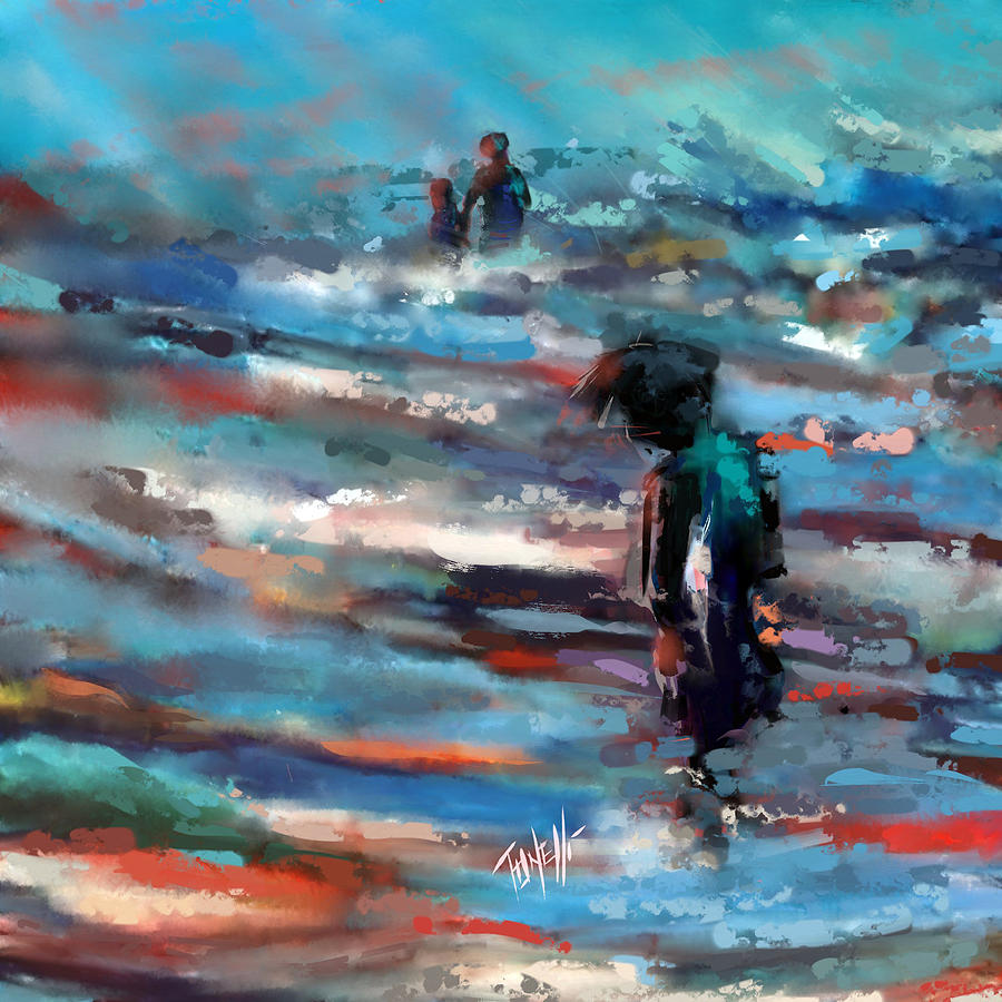 Lost Horizon Painting