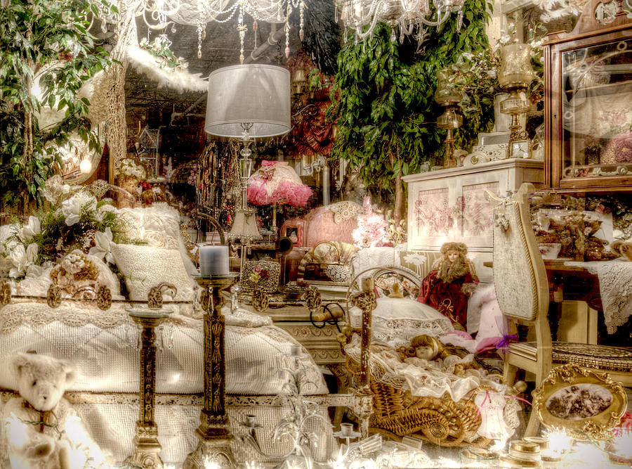Romantic Photograph - Lost In A Dream by Vicki Jauron