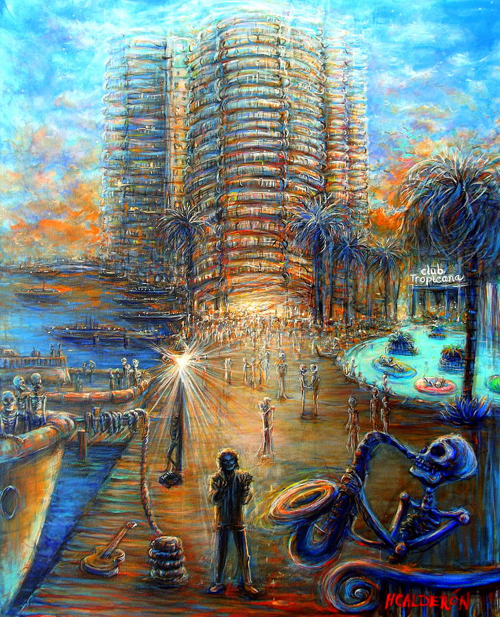 Lost in Miami by Heather Calderon