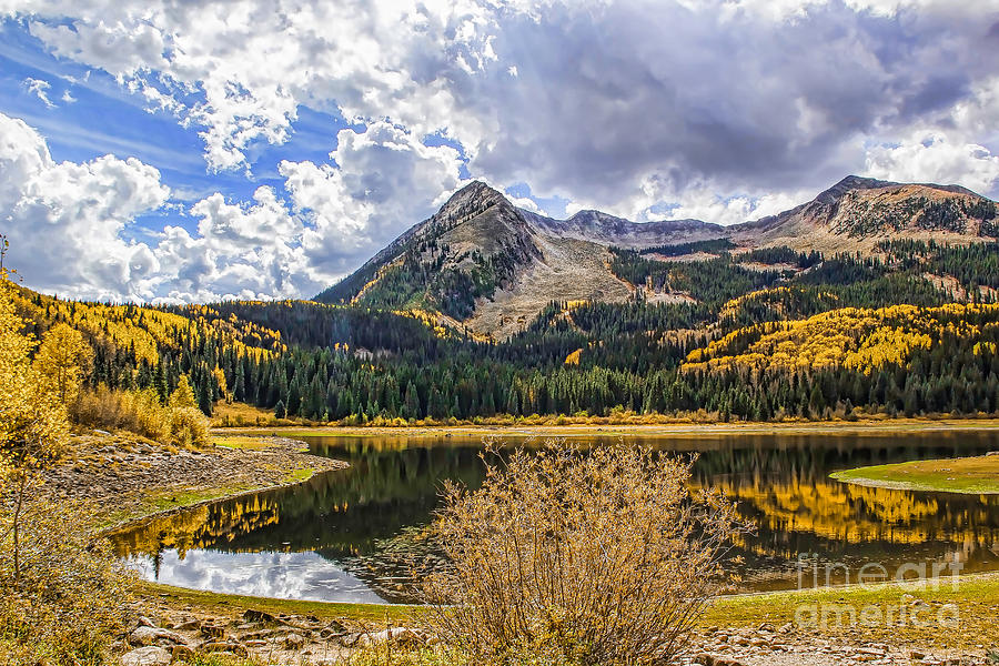 Lost Lake 2 by Jim McCain