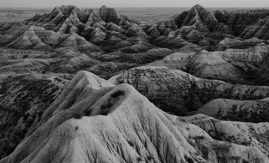 Landscape Photograph - Lost On Mars by Wesley Maddox