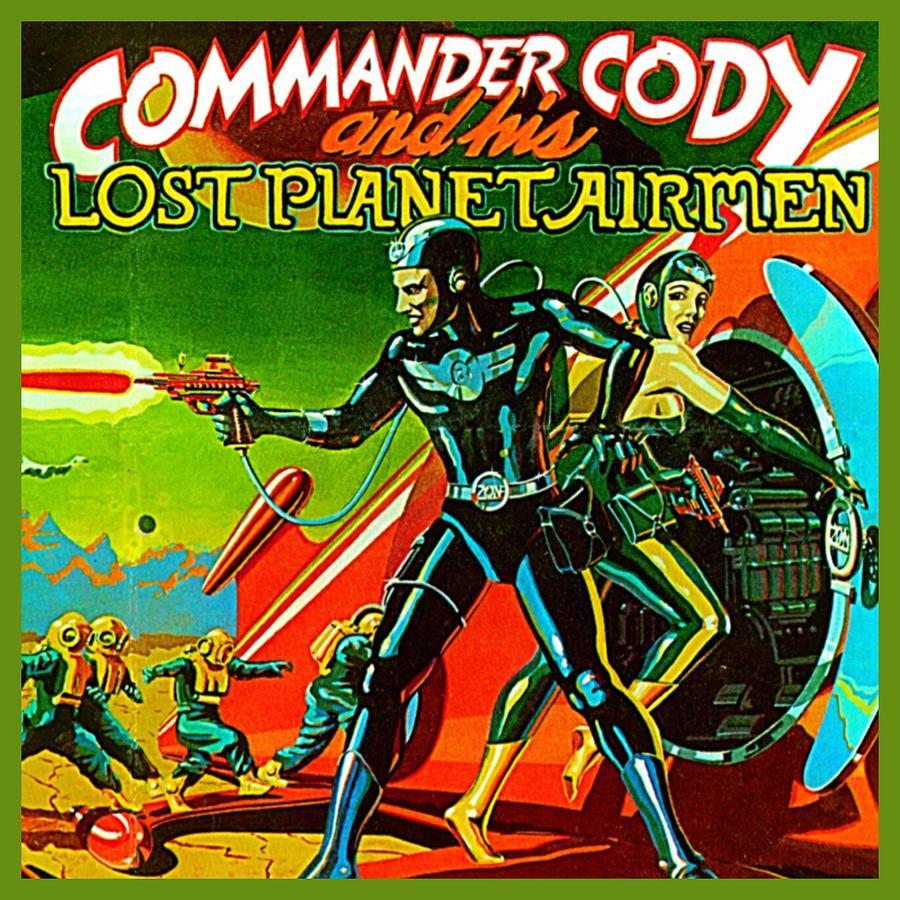 Lost Planet Digital Art by Commander Cody