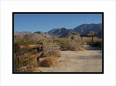 Anza Borrego Photograph - Lost Ranch by Terry Anderson