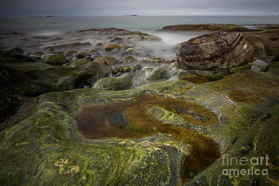 Seascape Photograph - Lost by Tomasz Slawinski