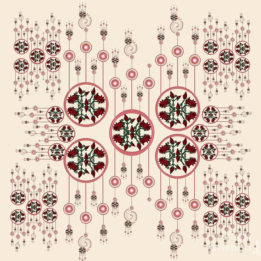 Lotus Design Digital Art