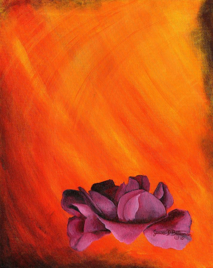 Lotus Rose by Jesse Bateman