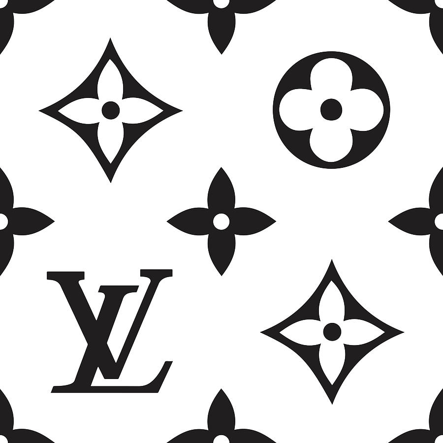 louis vuitton pattern lv pattern 01 fashion and. Black Bedroom Furniture Sets. Home Design Ideas