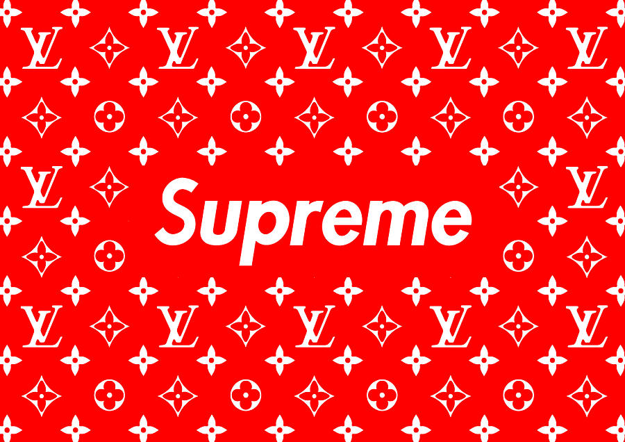Supreme Louis Vuitton Wallpaper Iphone X The Art Of Mike