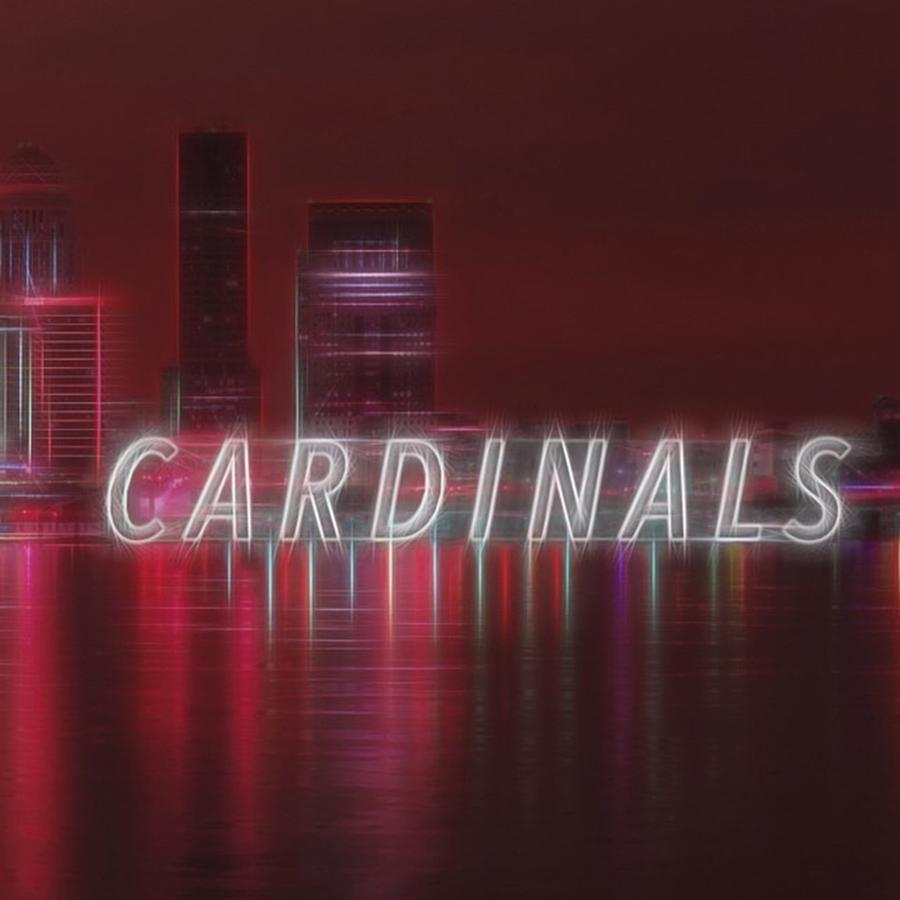 Love Photograph - #louisville #cardinals by David Haskett II