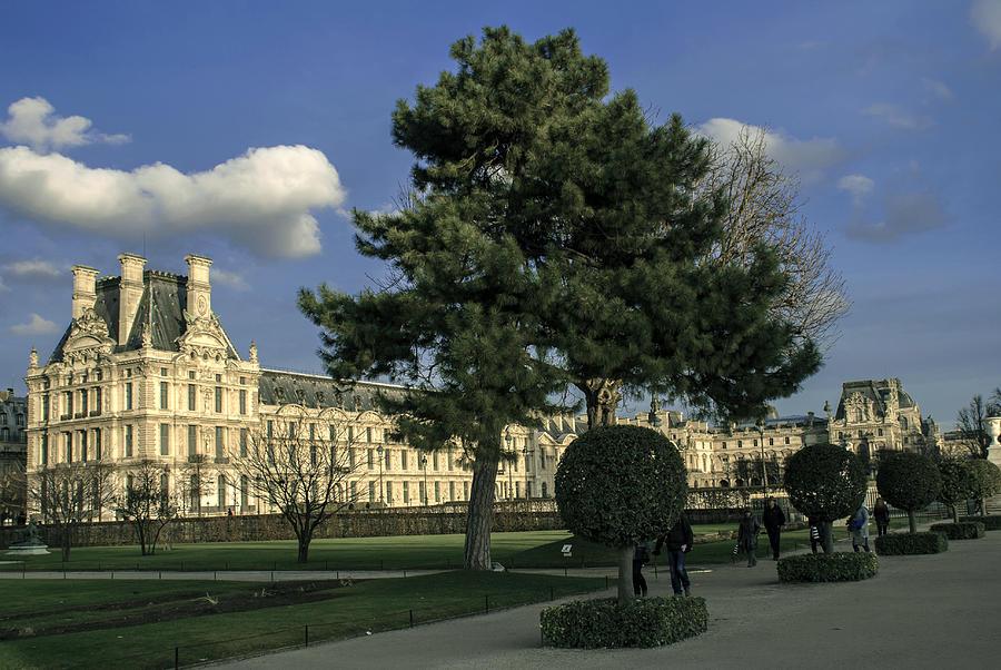 Landscape Photograph - Louvre Sky by Milan Mirkovic