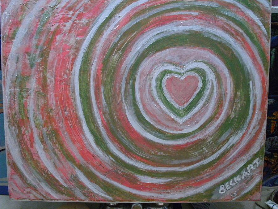 Love Painting by Becky Jenney