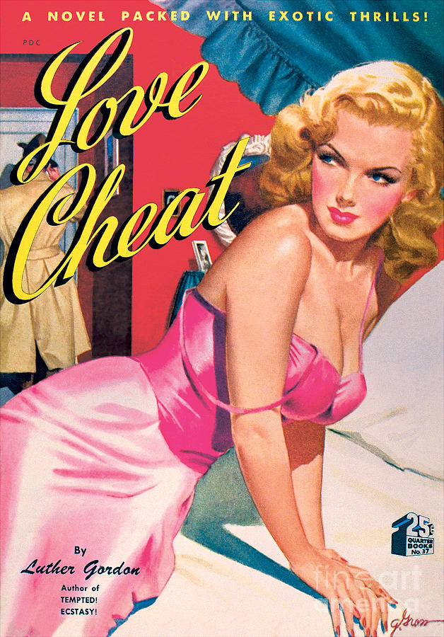 LOVE CHEAT by George Gross