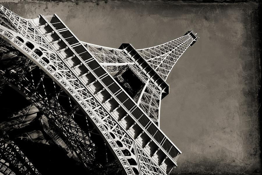 Paris Photograph - Love For Paris by Ankeeta Bansal