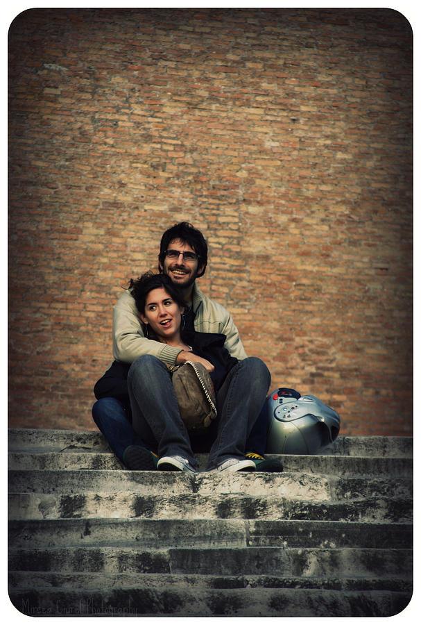 Love Happens Photograph by Mircea Ciurel