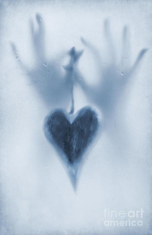 Beautiful Photograph - Love Heart by Svetlana Sewell