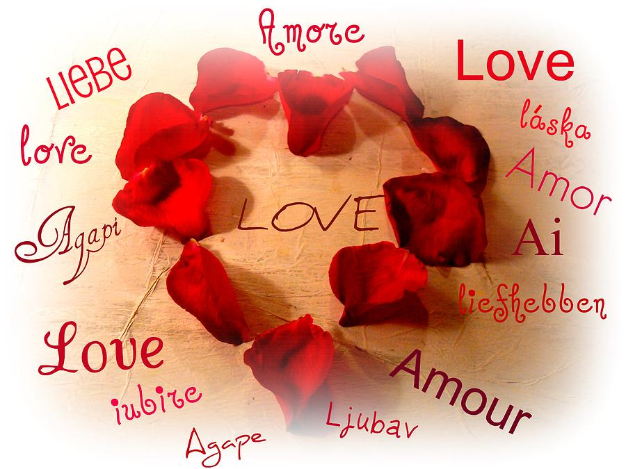 Открытки любовь на английском