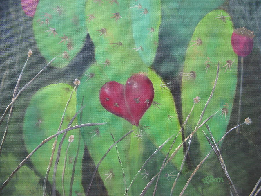 Love is All Around Us by Lisa Barr