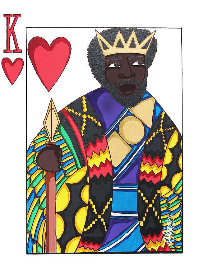 LOVE KING by Aliya Michelle