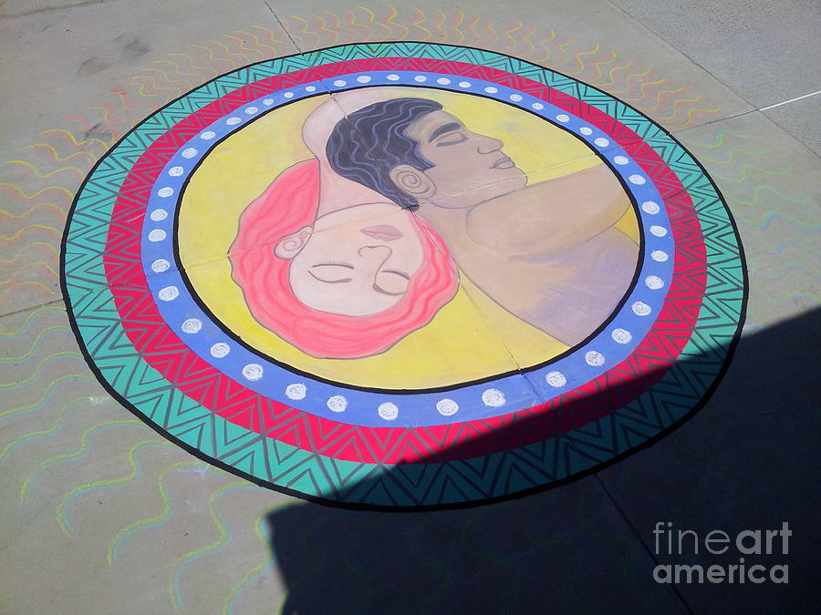 Love Mandala by Kristen R Kennedy