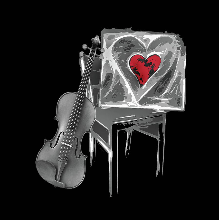 Love Photograph - Love Melody by Manfred Lutzius