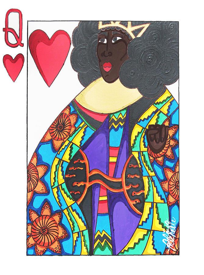 LOVE QUEEN by Aliya Michelle