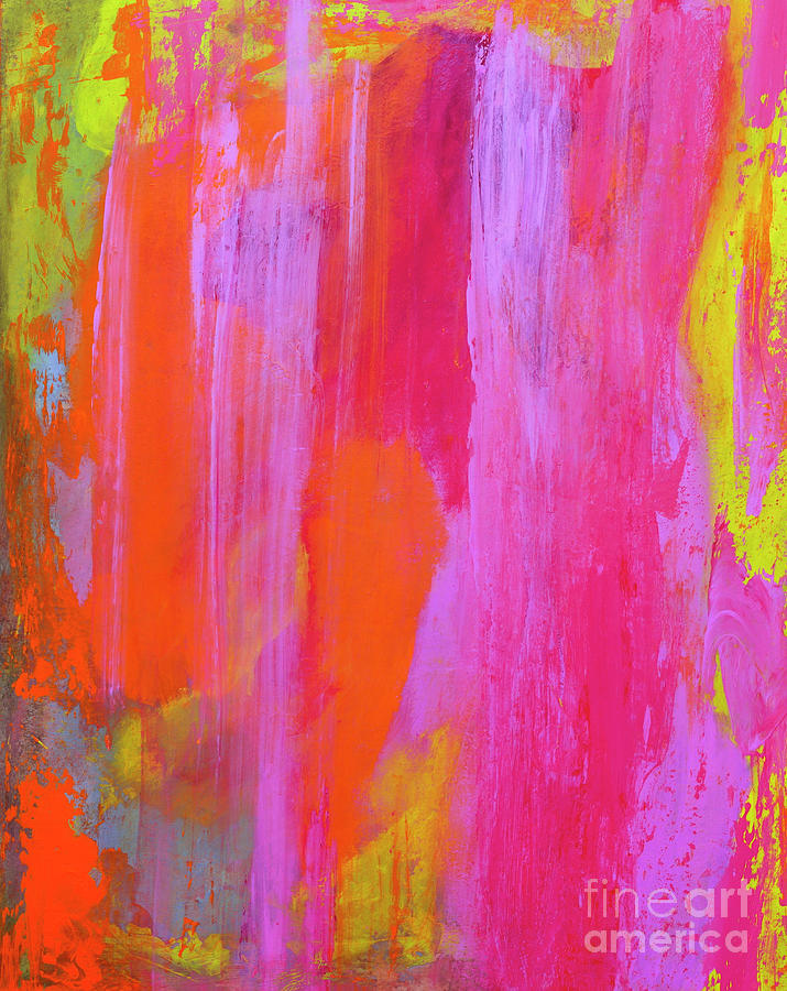 Abstract Painting Painting - Love Reigns by Catalina Walker