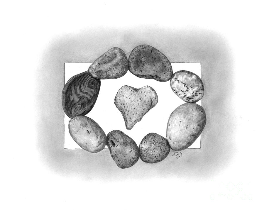 Love Rocks by Becky Eileen Eller