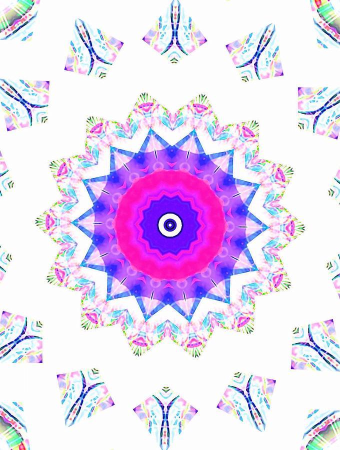 Love Digital Art - Love Star by Ritchard Mifsud