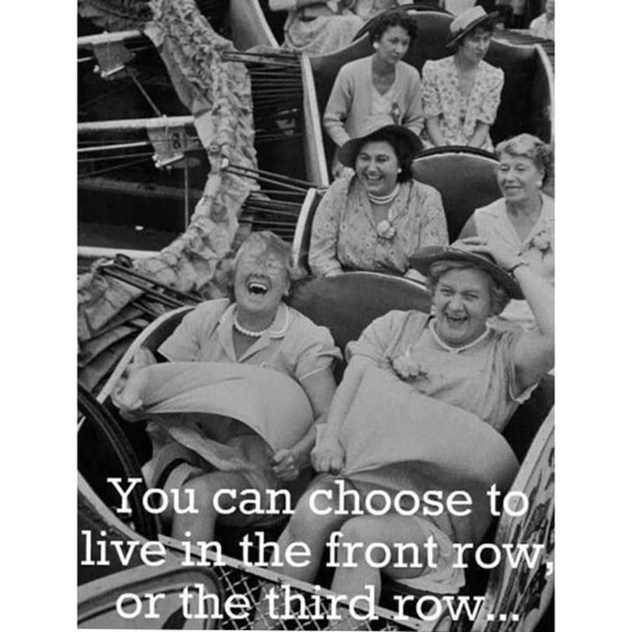 Fun Photograph - Love This!! #lifequote #living #travel by Georgia Fowler
