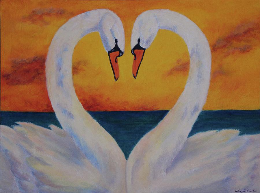 Love Undeniable Painting