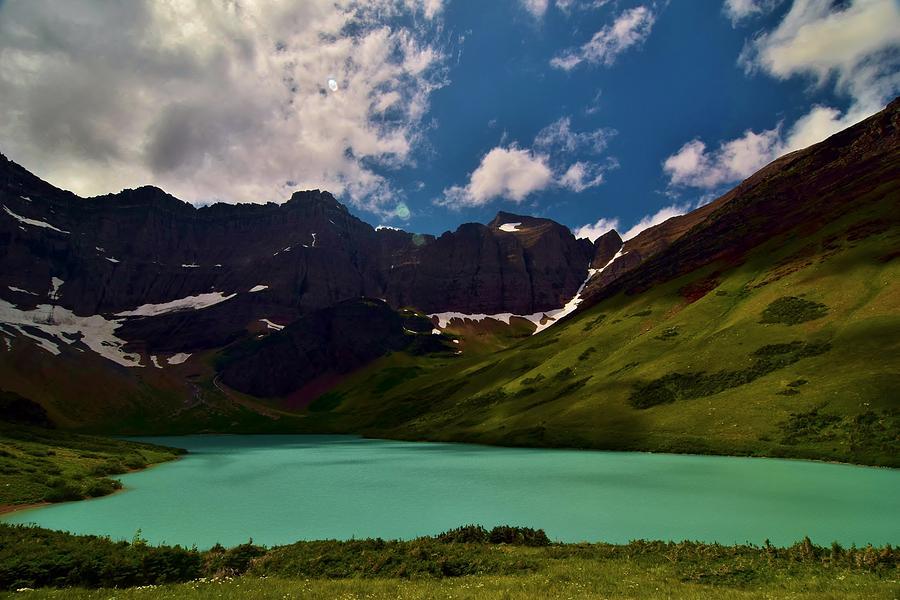 Landscape Photograph - Lovely Cracker Lake by Eric Fellegy