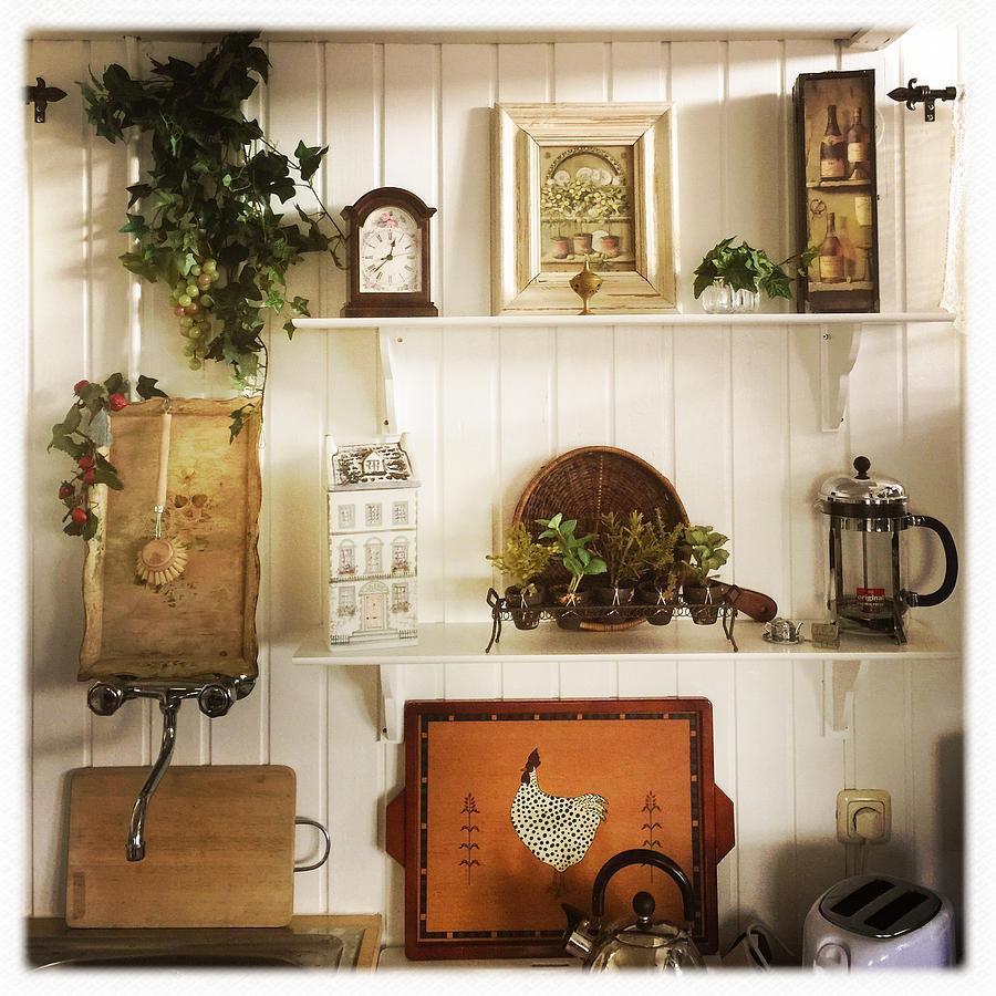 Kitchen Photograph - Lovely Kitchen Decoration by Matthias Hauser