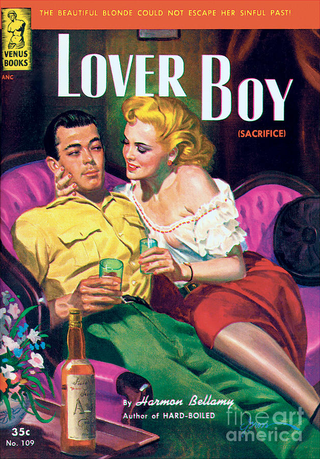 LOVER BOY by George Gross
