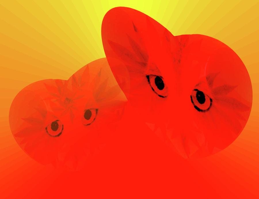 Lovers Choice-high On Love Digital Art