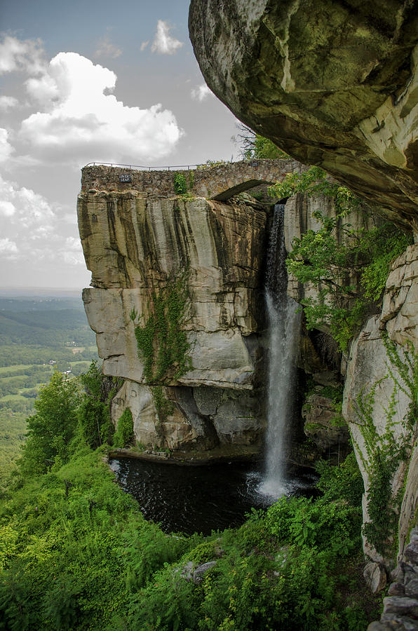 Lover's Leap by David Cabana