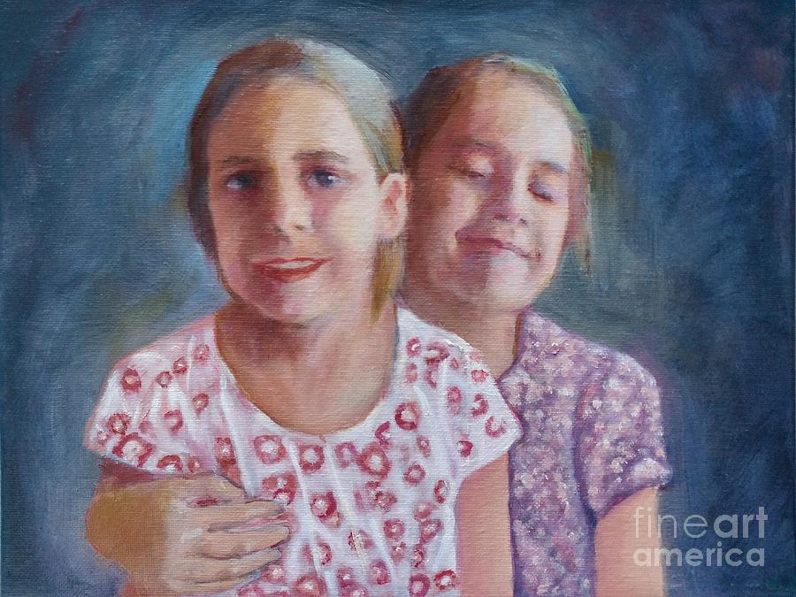 LOVING SISTERS by MYRTLE JOY